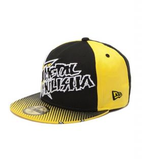 NEU   METAL MULISHA NEW ERA *ROCKSTAR ENERGY* CHANGE UP CAP   GR.7 5/8