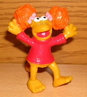 Comic Figur Fraggles   Red Fraggle (Jim Henson Muppet Show) Schleich