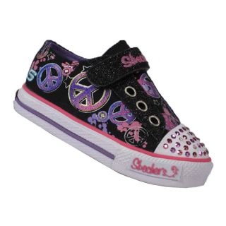 Skechers Mädchen Sneaker Jazzy Girl 3995