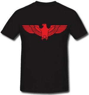 Mettal Rock Gothic Reichsadler Adler T Shirt *668