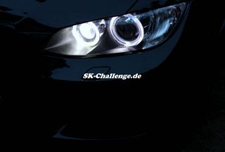 High Power LED Angel Eyes H8 BMW e90,e91,e92,e93,e82,e88,e87,e70 X5