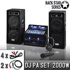 PA STUDIO EQUIPMENT RACK CASE CD PLAYER DJ CONTROLLER MIXER VERSTARKER