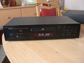 DENON DCD 655 High End CD Player