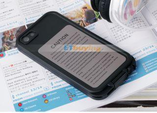 LifeProof für Apple iPhone 5   Wasserdicht   Cover   Schutzhülle