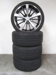 Tomason TN6 8,5J x 18 Zoll Alufelgen Sommerreifen 5mm Audi VW Seat