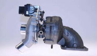 Turbolader Ford Transit VI 2.2 TDCI 6C1Q6K682BC 1372392 753519 7