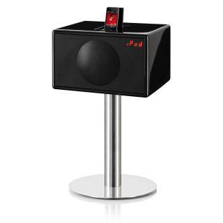 Geneva Sound Systems Model L schwarz Floor Stand Garantie neuwertig