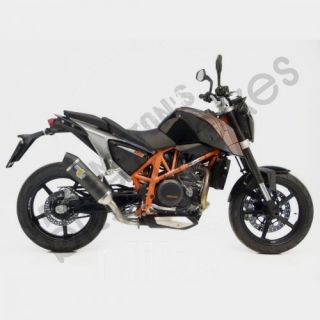 KTM Duke 690 ABS (2012)  LeoVince LV ONE SBK Silencer