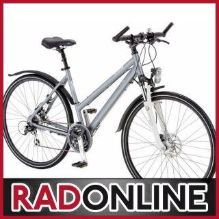 Pegasus Piazza Sport Disc 45 cm grau Damen Trekkingrad Fahrrad UVP 699