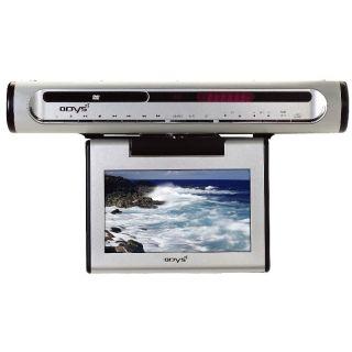ODYS MultiFlat 700, Multifunktionales LCD TV mit DVD, AM / FM Radio