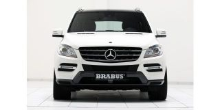 Brabus On Road Frontspoiler für Mercedes ML W166