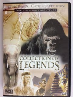 Collection of Legends   6 Filme [2 DVDs] / DVD ##702