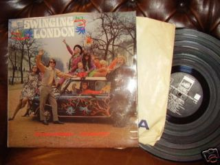 Good Earth First Impression Swinging London Psych Blues