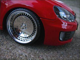 18 Tuning VW Golf 6 GTI + Schmidt TH line Echtalufelg