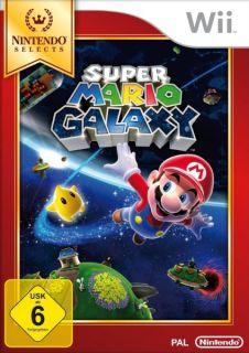 Super Mario Galaxy für Nintendo Wii, Dt. Verkaufsversion, NEU&OVP