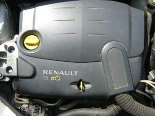 Renault Kangoo 1,5 DCI Motor komplett K9K714