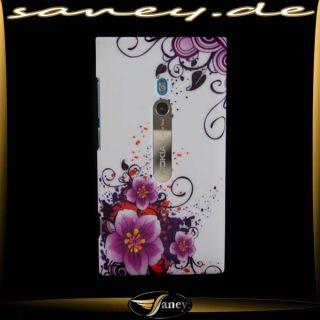 Nokia Lumia 800 Schutz/Hülle/Case/Cover/Tasche/Hardcase/Schale/Bumper