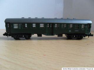 Achs Personenwagen Köln Hbf 1/2 Kl. von Arnold Spur N #AA36