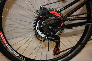 Mountain Bike Fahrrad Shimano 21 Gang SHIMANO Alufelgen 26 Zoll NEU