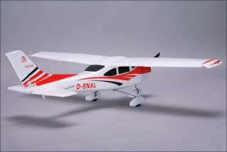 Hype BK Cessna 182 ESC, BL, Servo 022 1200