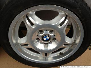 BMW M3 E36 Alufelgen Styling 24 geschmiedet 17 Zoll Felgen ORIGINAL