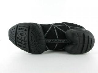 Capezio Sneaker DS19 Web reflectiv silber