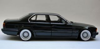 BMW 730I 730 UMBAU TUNING AYSPEED ALU 1:18 060