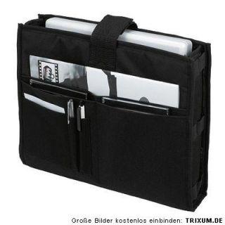 LKW Plane RUCKSACK & Laptop Notebook Tasche Messengerbag SCHWARZ