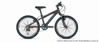 Focus Raven Rookie 20er Mountain Bike 2012