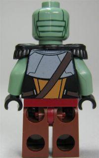 LEGO Star Wars Figur Kopfgeldjäger/Head Hunter Embo mit Armbrust (aus