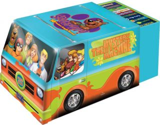 Scooby Doo . The Mystery Machine . 10 Movies . Filme . 10 DVD Box