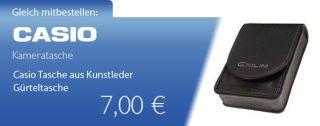 Casio Exilim EX ZS5 Digitalkamera 14,1Megapixel schwarz