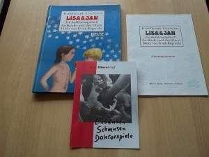 Herrath/Sielert Lisa & Jan Ein Aufklärungsbuch+2 Hefte
