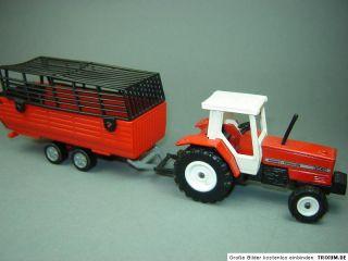Massey Ferguson MF 3080 Traktor Heuwagen Siku 2227 155