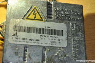 Original MERCEDES W203 W209 R230 Xenon Steuergerät 100% OK