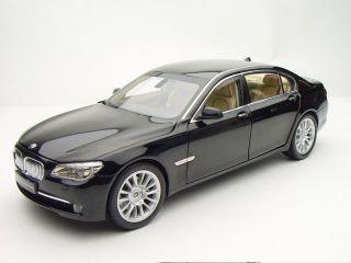 18 Kyosho 2009 BMW 760Li China 60h Annivesary Version Black Schwarz