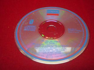 ROLLING STONES   HOT ROCKS 1   SILVER RING   KOREA CD