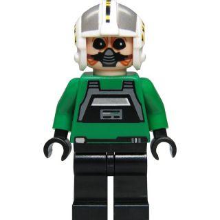 LEGO Star Wars Figuren Set #2 Dooku, Ackbar, Chirpa (Ewok), 2 Piraten