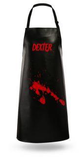 Die blutige Dexter Kochschürze   der ultimative Dexter Apron von