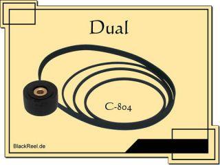 Dual C 804 Service Kit Cassette Tape Deck