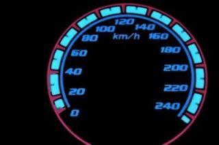 Plasma Tacho Scheiben für den Honda Accord 98 02 Limo CG7 CG8 CG9.