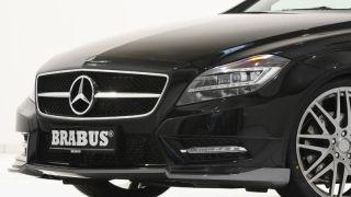 BRABUS Frontlippe  unlackiert  für Mercedes Benz CLS C218