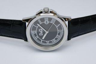 Dolce & Gabbana Zermatt black DW0629 Herren Armband Uhr