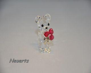 Swarovski Kris Bear   Red Roses For You 1096731