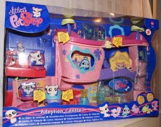 Hasbro 90873148   Littlest Pet Shop, Wackeltierchen Ferienpension mit