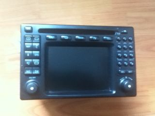 Radio Navigation Mercedes Benz COMAND W163 A 163 820 14 89, 7612001458