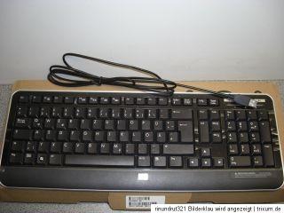 HP KEYBOARD USB TASTATUR GERMAN DEUTSCH 505060 041 NEU OVP SCHWARZ