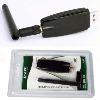 LAN Network Internet Adapter WIFI 802.11n /g/b Card For PC