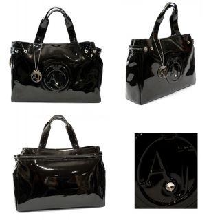Borse shopping bag ARMANI JEANS 2013, 3 modelli DD