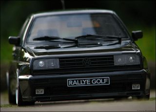 18 Tuning VW Golf 2 Rallye G60 Limited + BBS Echtalu Felgen
